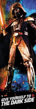 STAR WARS - Vader - плакат (poster)