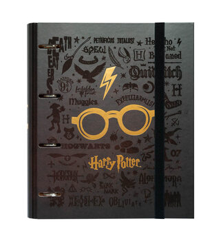 Schrijfaccessoires Harry Potter A4