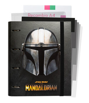 Schrijfaccessoires Star Wars: The Mandalorian