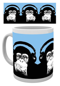 Hrnček Steez - Opice