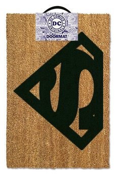 Stergator de picioare Superman - Logo