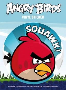 ANGRY BIRDS - bird sticker