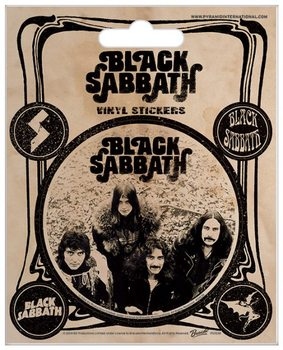Black Sabbath - Vintage sticker