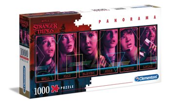 Παζλ Stranger Things - Characters