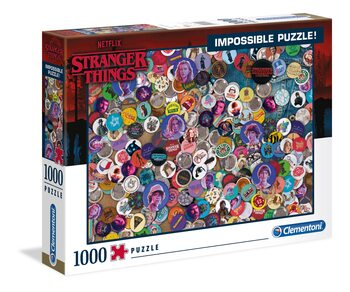 Puzzel Stranger Things - Impossible