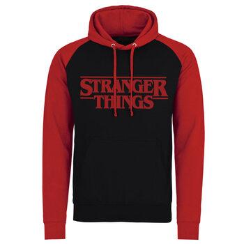 Pullover Stranger Things - Logo