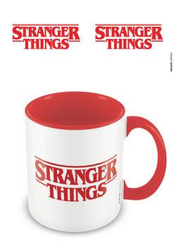 Κούπα Stranger Things - Logo