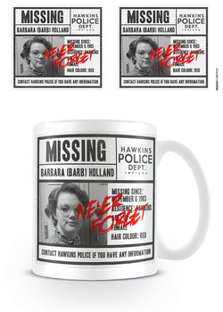 Tasse Stranger Things - Missing Barb