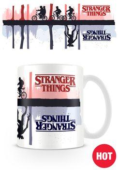 Hrnek Stranger Things - Upside Down