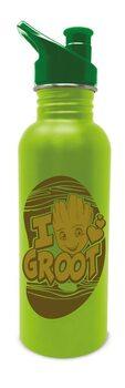 Fľaša Strážcovia Galaxie - Groot