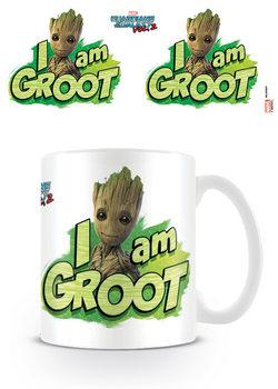 Kubek Strażnicy Galaktyki vol. 2 - I Am Groot