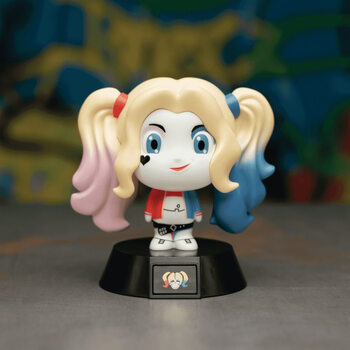 Świecąca figurka Suicide Squad - Harley Quinn