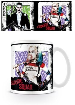 Tazza Suicide Squad - Playing Card