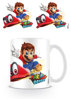 Hrnek Super Mario Odyssey - Cappy Throw