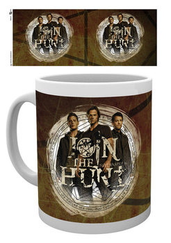 Becher Supernatural - Trio