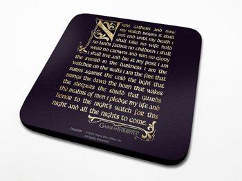 Game of Thrones - Oath Suporturi pentru pahare