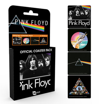 Pink Floyd - Mix Suporturi pentru pahare