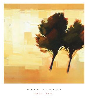 SWEPT AWAY (L) Festmény reprodukció