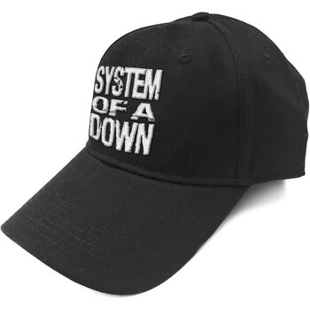 System of A Down - Stacked Logo Cap