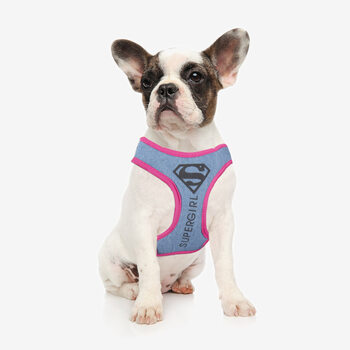 Szelki dla psów Supergirl