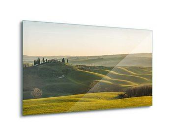 Szklany obraz Tuscany