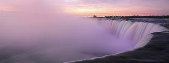 Szklany obraz Waterfall