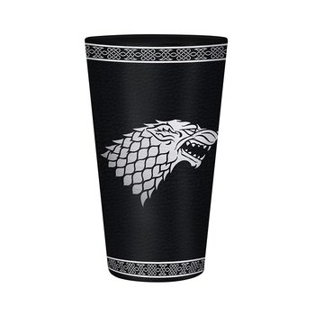 Szklanka Gra o tron - Stark