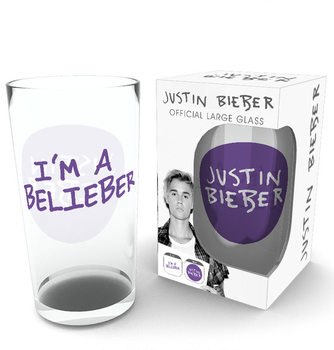 Szkło Justin Bieber - Belieber (Bravado)