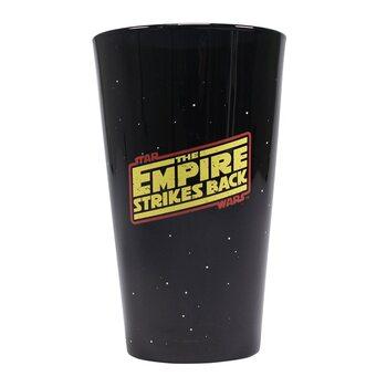 Szklanka Star Wars (Gwiezdne wojny): część V - Imperium kontratakuje