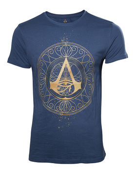 T-shirt  Assassins Creed - Origins Golden Crest T-shirt