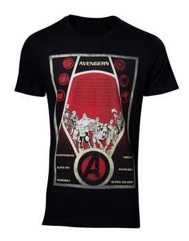 Avengers - Constructivism T-shirt