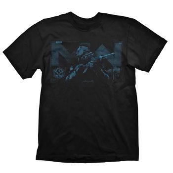 T-shirt Call Of Duty: Modern Warfare - Blue Target
