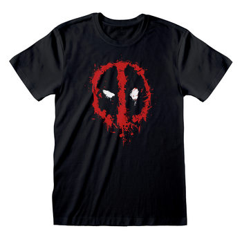 T-shirt Deadpool - Splat