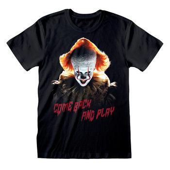 T-shirt Det: Kapitel 2 - Come Back And Play