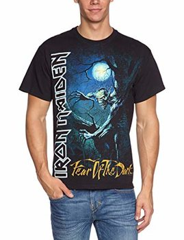 T-shirt  Iron Maiden - Fear of the Dark