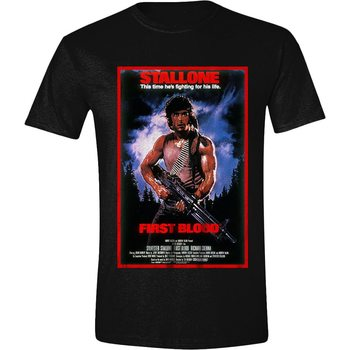 T-shirt Rambo - First Blood