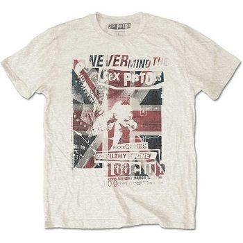 T-shirt  Sex Pistols - 100 Club