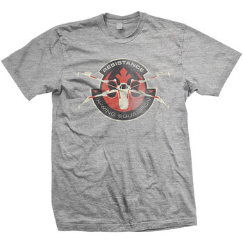 Star Wars Episode VII: The Force Awakens - Resistance T-shirt