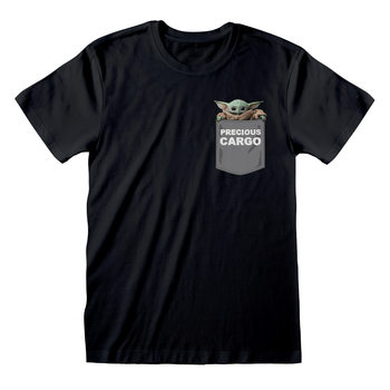 Star Wars: The Mandalorian - Precious Cargo Pocket T-shirt