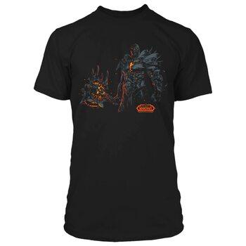 T-shirt World of Warcraft: Shadowlands