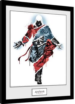 Poster encadré Assassins Creed - Compilation 2