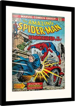 Poster encadré Marvel - Amazing Spider-Man