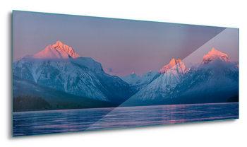 Tableau sur verre Mountain View
