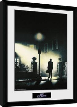 Poster encadré The Exorcist - Key Art