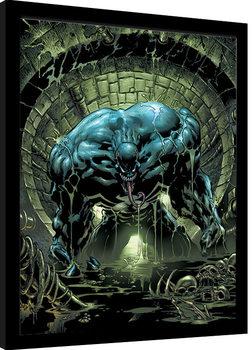 Poster encadré Venom - Sewer Dweller