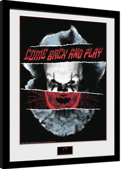 IT: Chapter 2 - Play Poster encadré
