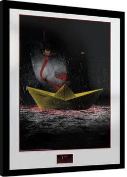 IT - SS Georgie Poster encadré