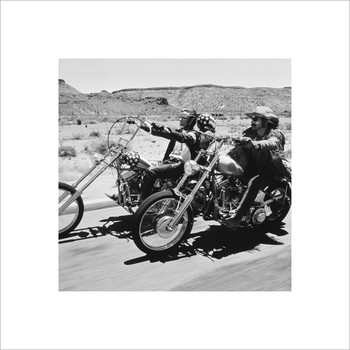 Easy Rider Reproduction d'art