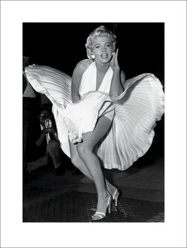 Marilyn Monroe Reproduction d'art