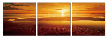 Sunset Tableau Multi-Toiles